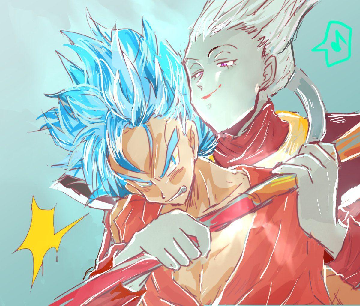 Goku Vs Whis