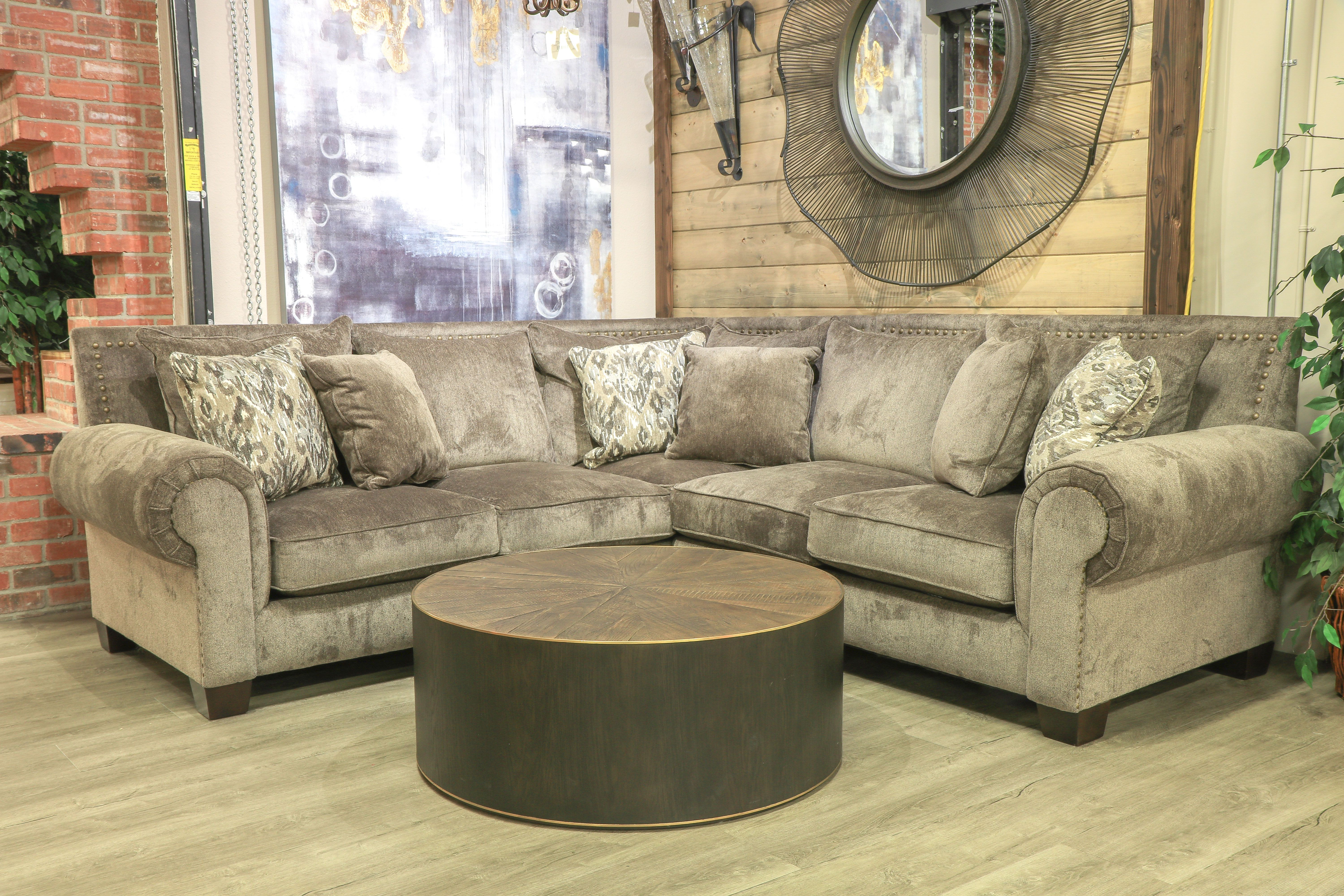 Del Mar Larado 2pc Sectional By England Furniture Company Available