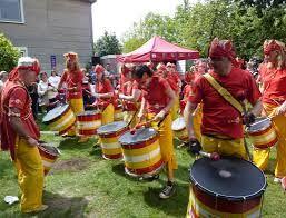 Image result for samba band