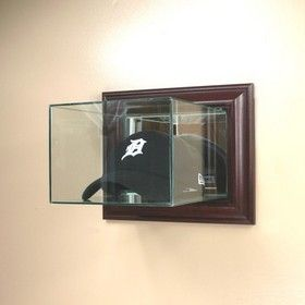 Perfect Cases Wall Mounted Cap Display Case Wall Mounted Display Case Display Case Cap Display