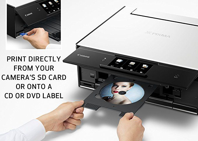 Amazon com: Canon TS9020 Wireless All-In-One Printer with