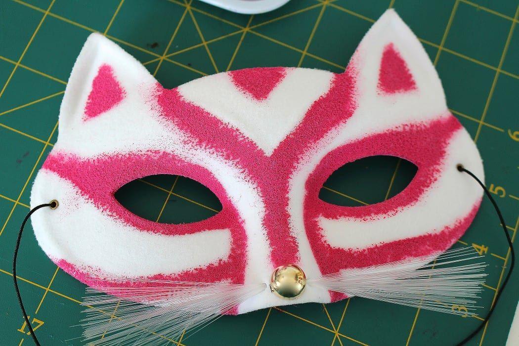Alice in Wonderland Cheshire Cat Homemade Costume - CraftsmumshipCraftsmumship