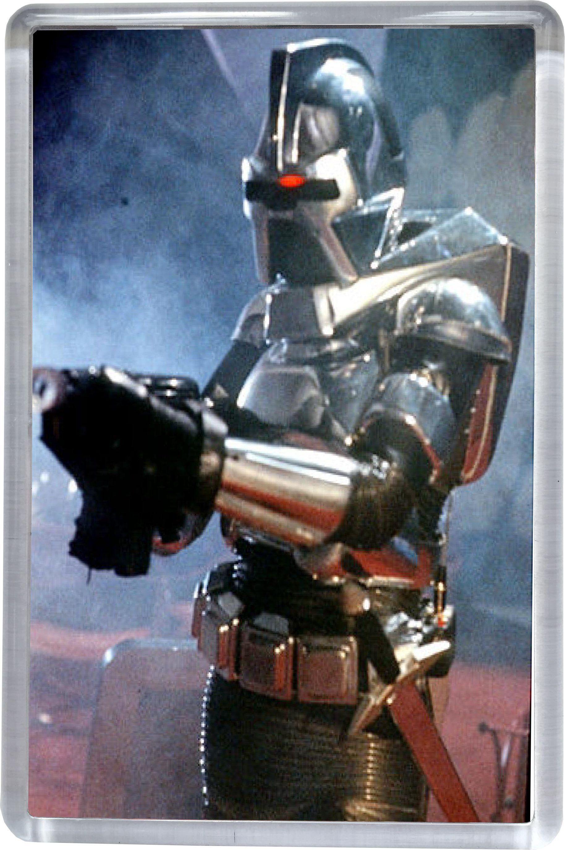 Battle Star Galactica Original Cylon - Fridge Magnet 5CM X