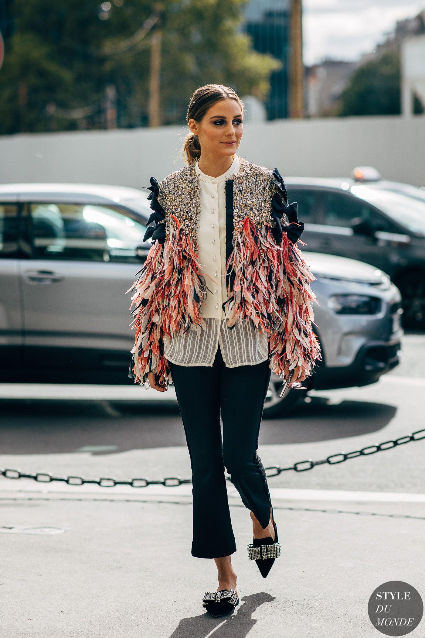 Paris SS 2019 Street Style: Olivia Palermo - STYLE