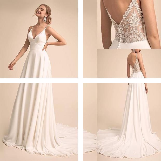 Wedding Dress With Bling In 2020 Inexpensive Bridal Dresses Inexpensive Wedding Gown Online Wedding Dress