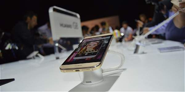 Nuevo Huawei G8