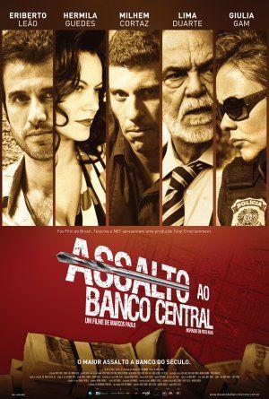 Assalto Ao Banco Central Filmes Filmes Online Gratis Lixeira Carro