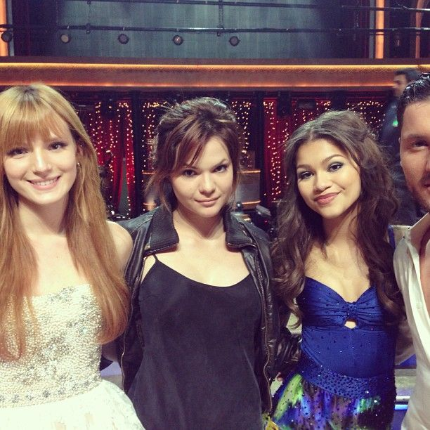 I love bella thornes and zendayaz sense of fashion so I love their dress