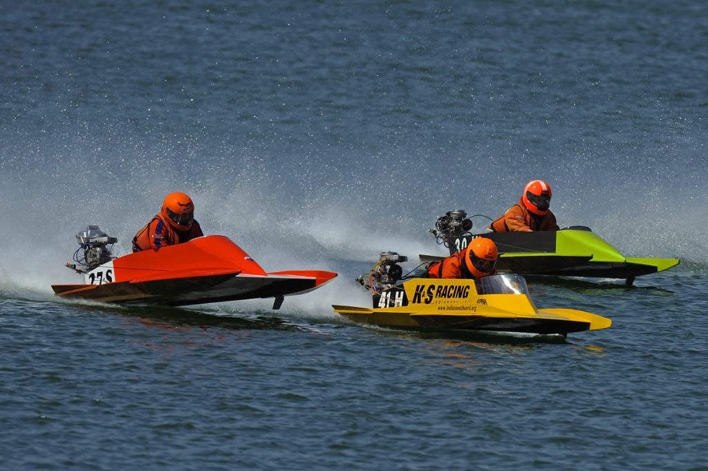 APBA Boat Races on Lake Koshkonong - Kosh Fun | Lake