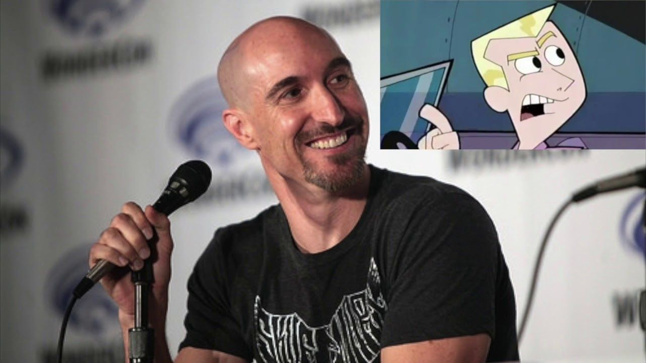 Obscure Voices: Scott Menville as Rick Courage from Evil ...