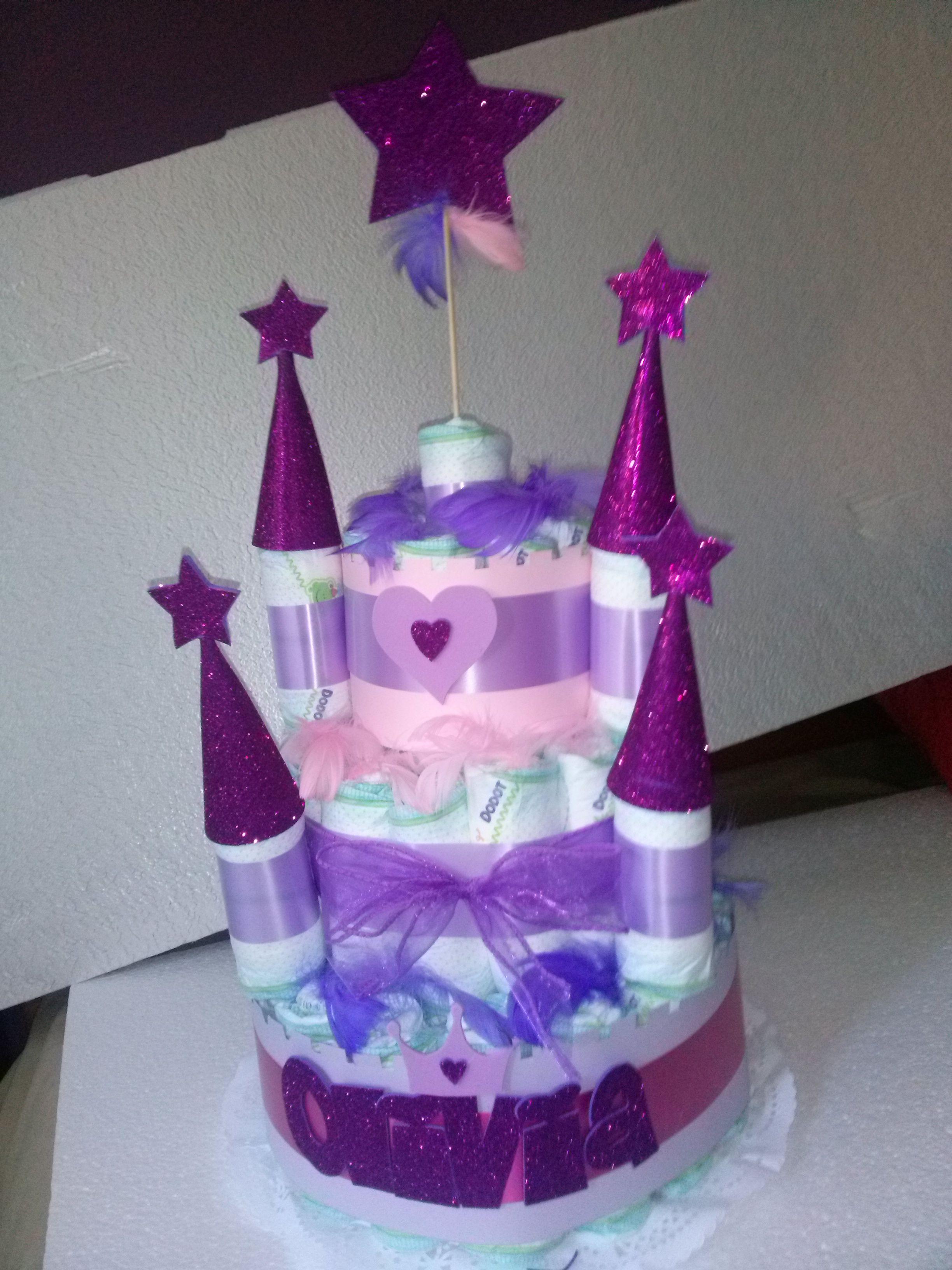 Tartas De Panales Para Baby Shower Pastelillos De Panales