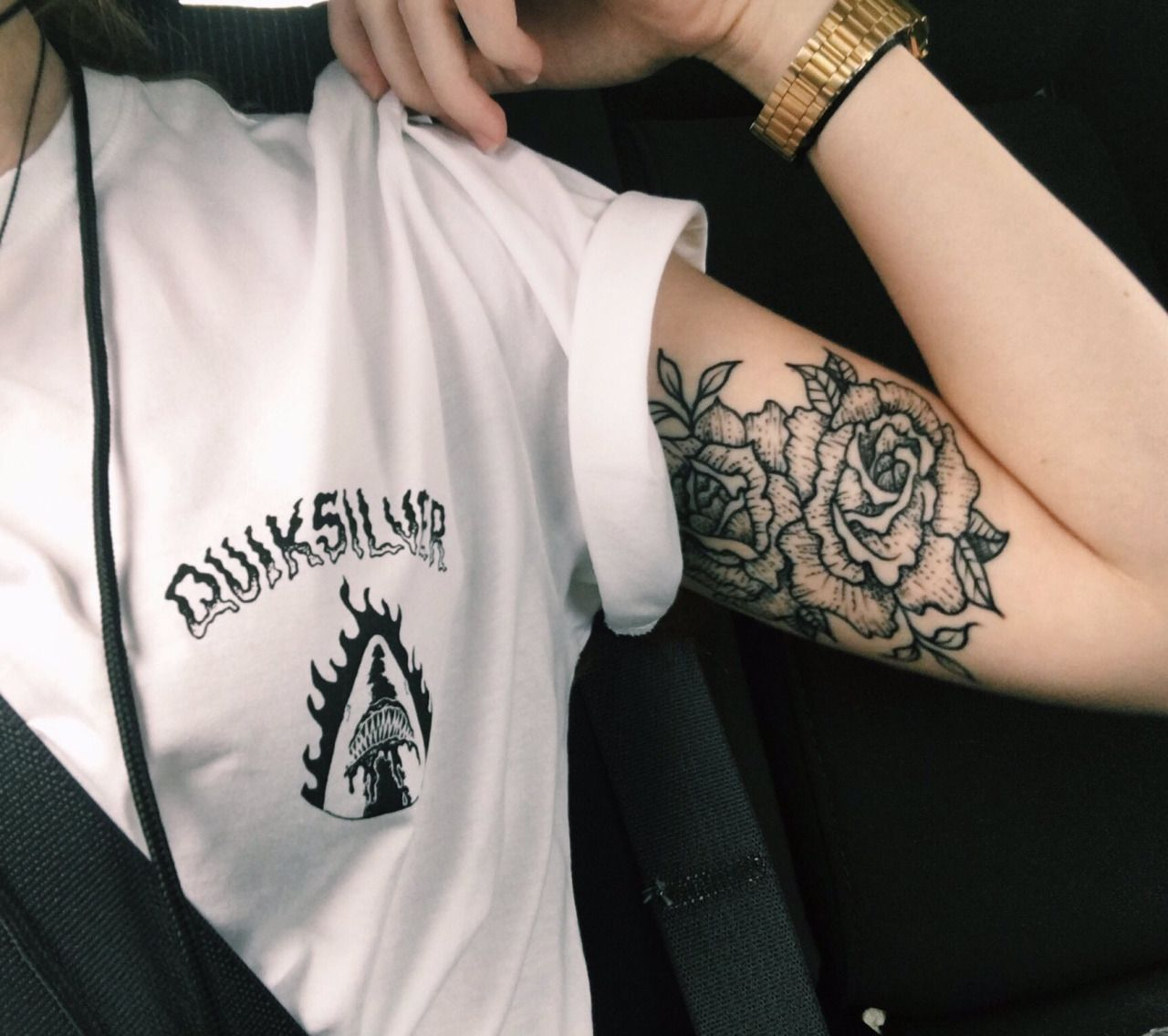Blendedz0nes Inner Arm Tattoos Half Sleeve Tattoos Designs Tattoos