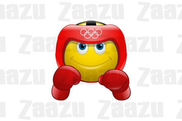 olympic boxing smileys pinterest emoticon olympic