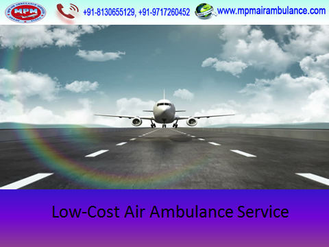 ICU Medical Evacuation Service Available at LowCost in