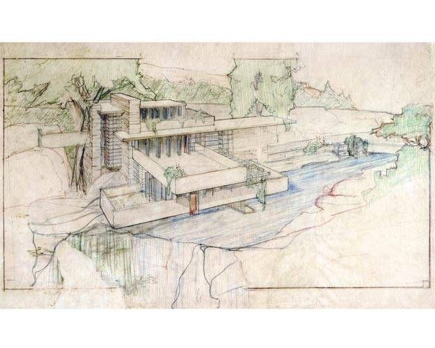 Wright From The Start Dibujo De Arquitectura Dibujos De Arquitectura Bocetos