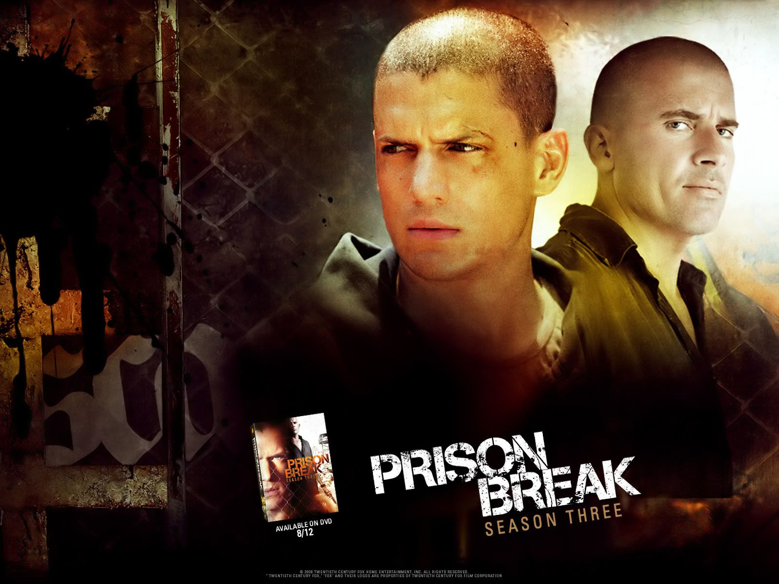Prison Break 4 Wallpaper Prison Break Movies (67 Wallpapers) – HD ...