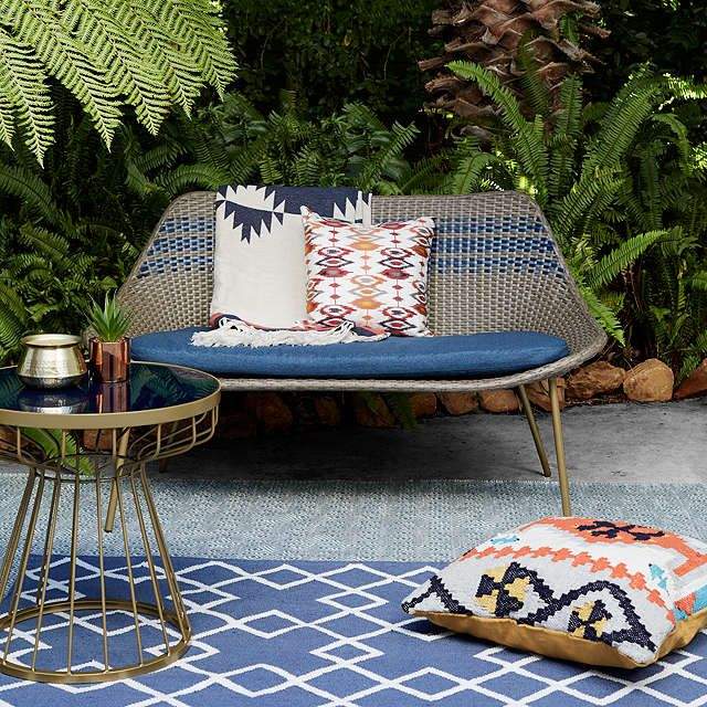 Buyjohn Lewis Dakara Fusion Havana Outdoor Furniture Online At