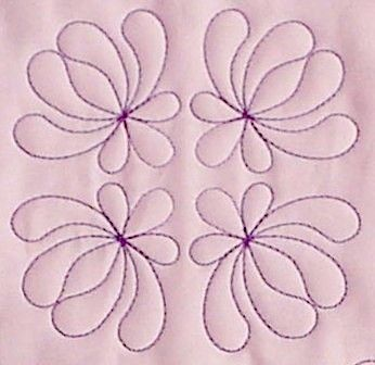 Free Machine Quilting Patterns | quilting designs by embroidery ... : quilts designs free - Adamdwight.com