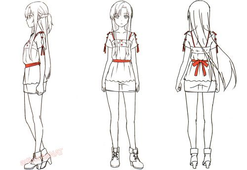 Character Design Editor : Character design references https facebook