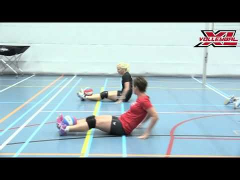 Crocodile Crawl Youtube Volleyball Drills Coaching Volleyball Fun Indoor Activities