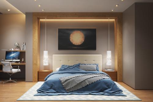 Luminaire chambre pour un intérieur élégant et design