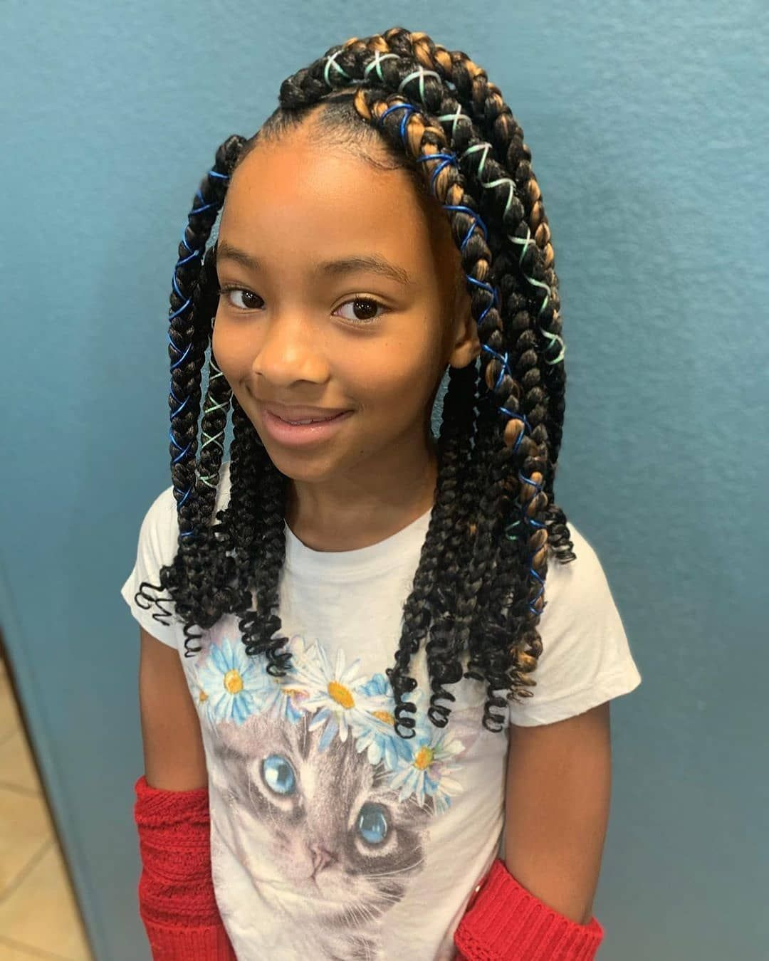 Cutest Hairstyles for Little Black Girls. little girls hairstyles ...