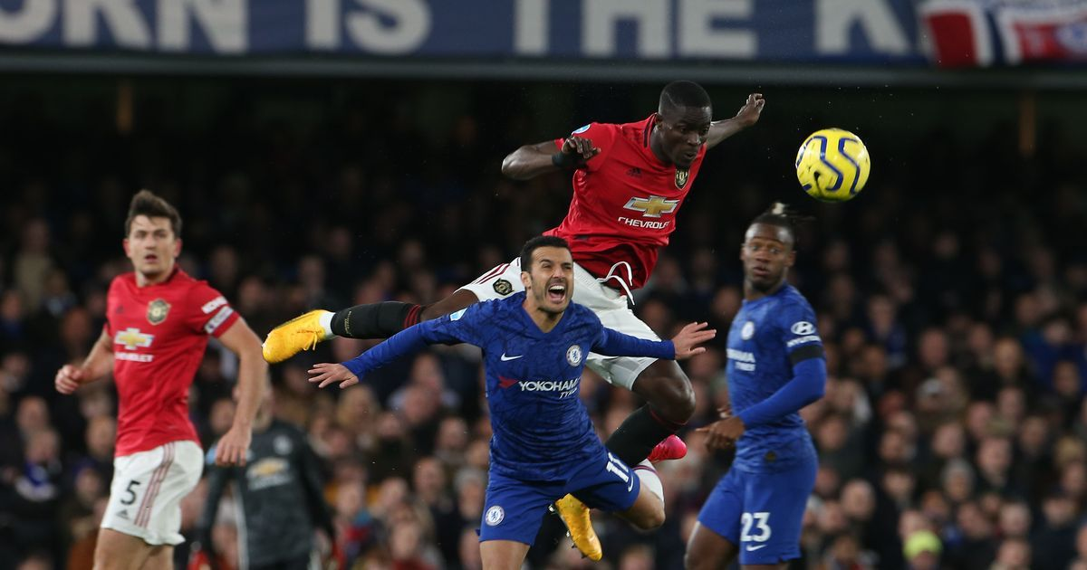 Man United Manager Gives Verdict On Eric Bailly Performance Vs Chelsea In 2020 Man United Manchester United Players Man Utd News