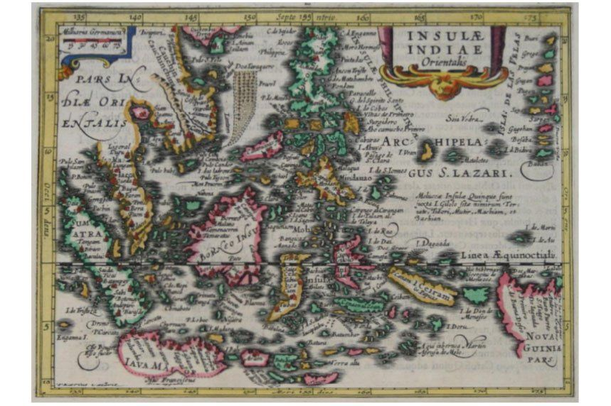 Ancient maps spark debate between china and philippines over south ancient maps spark debate between china and philippines over south china sea islands ancient origins gumiabroncs Gallery
