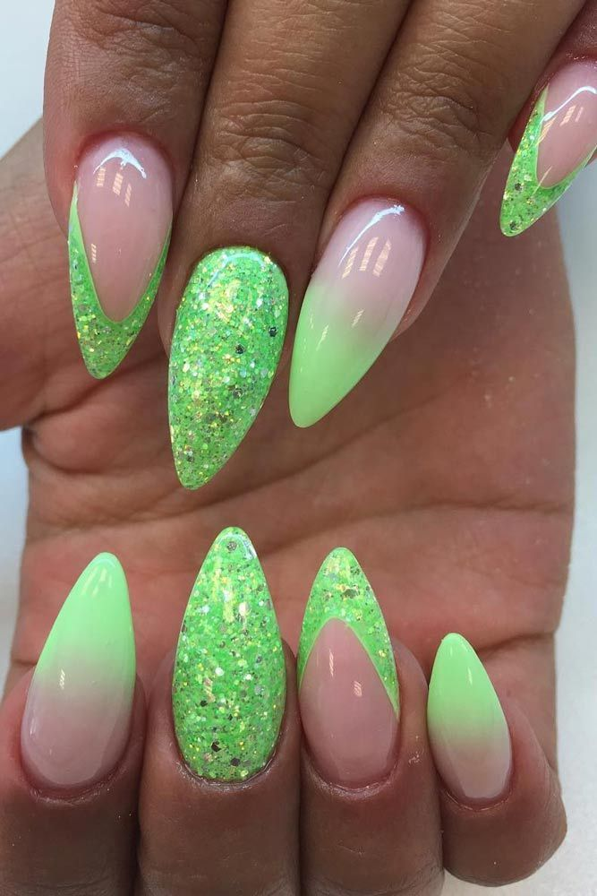 Nail art designs come in lots of variations, and every woman can ...