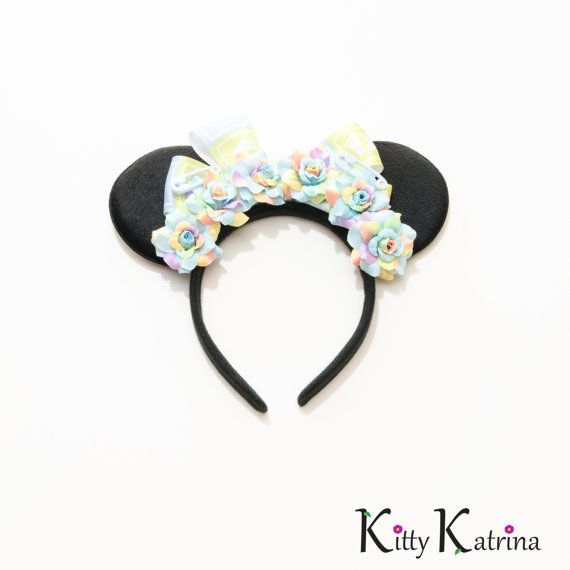 Baby Mickey Donald Mouse Ears Headband d4a73110cff