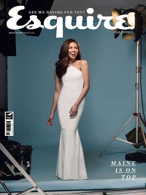 Esquire Philippines - February 2016