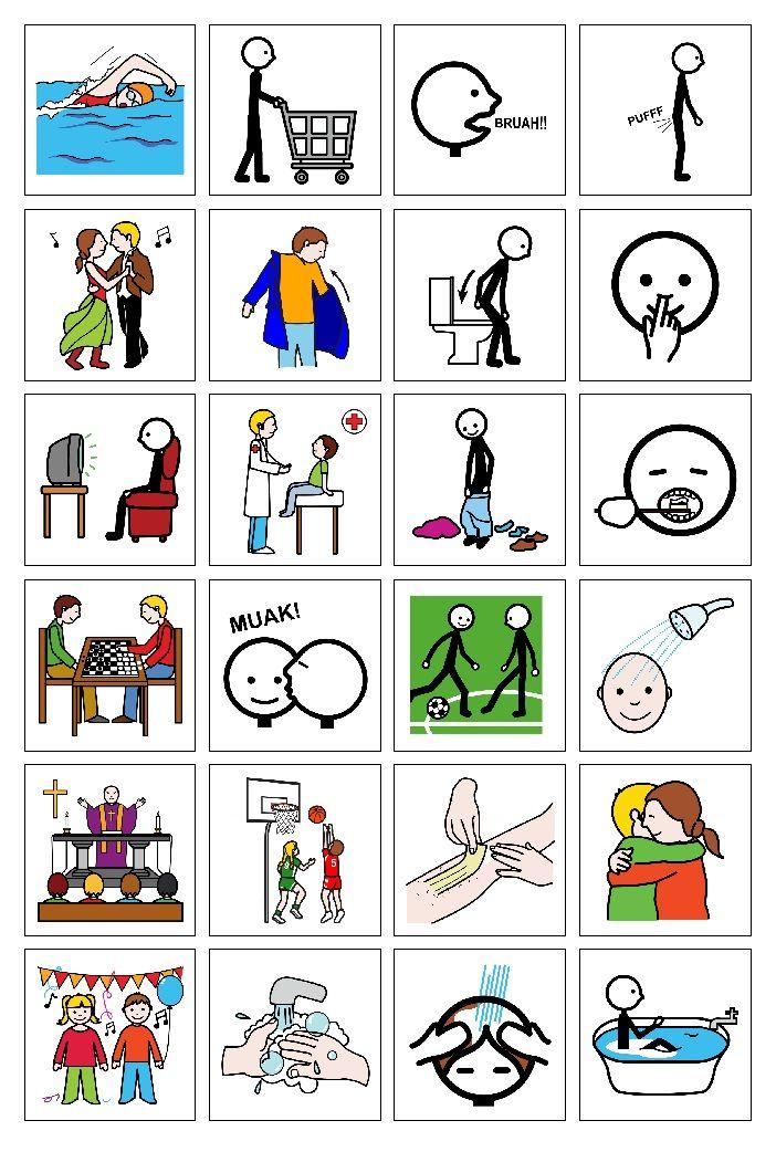 Risultati Immagini Per Comunicazione Aumentativa Alternativa Schede