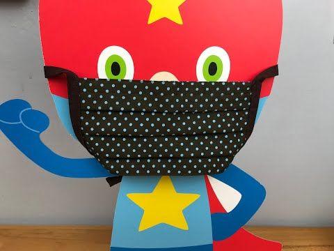 Photo of 10 Minuten Mundmaske Nähen ohne Schnittmuster, provisorische Maske DIY Anweisungen,