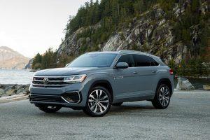 First Drive 2020 Volkswagen Atlas Cross Sport