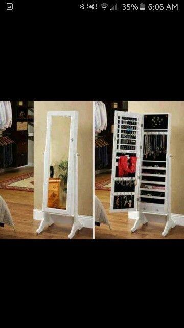Hide-a-mirror