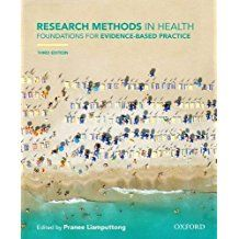 Research Methods in Health/Liamputtong/ W 20.5 Lia