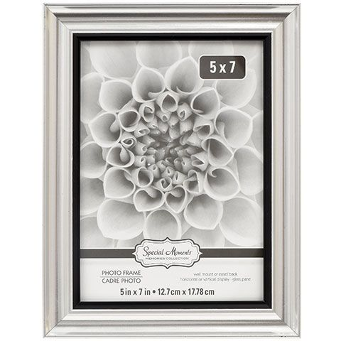 Bulk Special Moments Assorted Plastic Picture Frames With Black