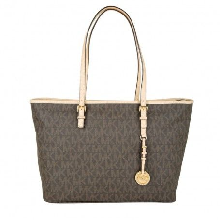 Michael Kors Tasche – Jet Set Travel MD TZ Multifunction