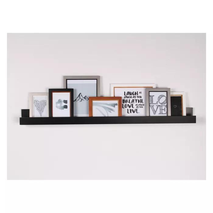 Decorative Wall Shelf Black Wall Shelf Decor Wall Shelves Floating Wall Shelves