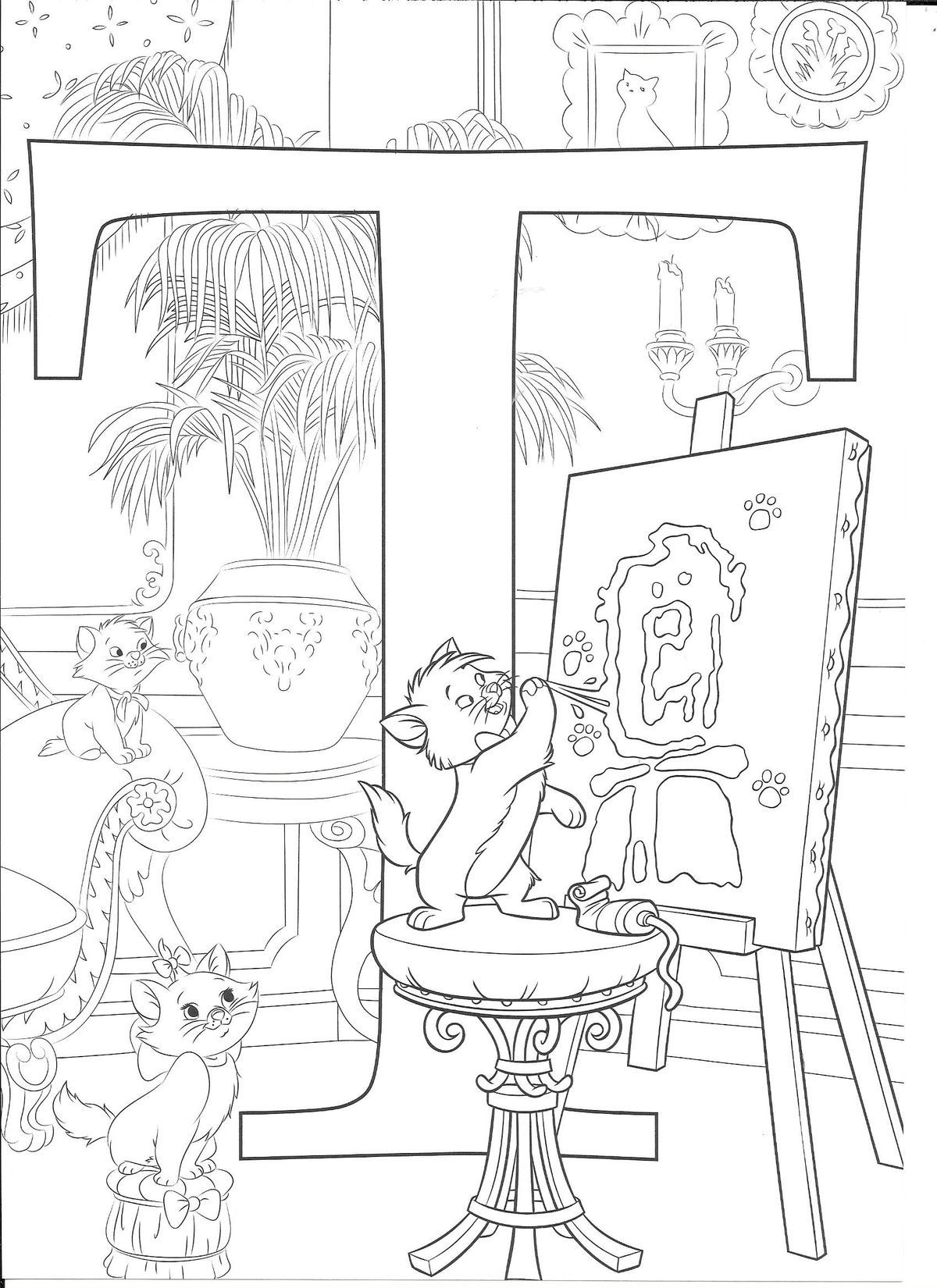 Pin by Mini on Alphabet Coloring Sheets | Abc coloring ...