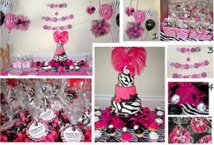 Zebra Baby Shower Ideas Babyshower Ideas Pinterest Zebra Baby