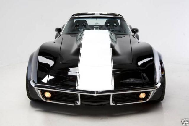 1969 Chevrolet Corvette Custom With 1200hp Pictures Corvette Chevrolet Corvette 1969 Corvette
