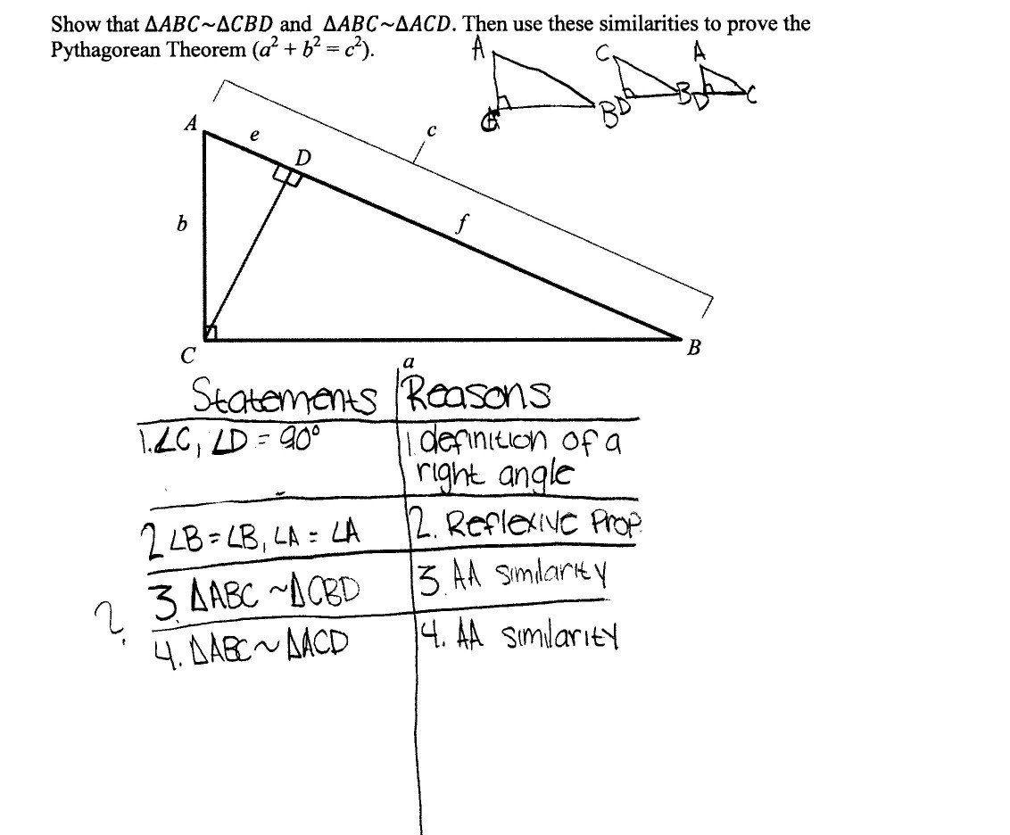 Pythagoras Theorem Worksheet Answers Pythagorean Theorem