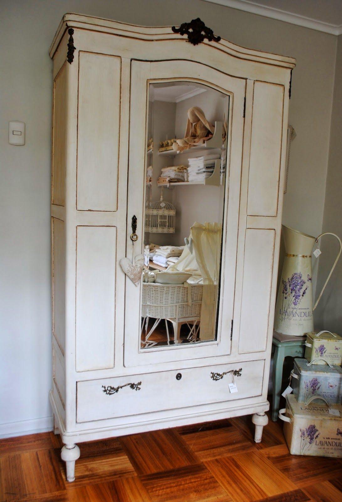 Paz Montealegre | Decoración: Muebles | Muebles estilo Provenzal ...