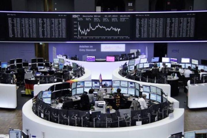 أسهم أوروبا تظل قرب مستويات مرتفعة مع انحسار الهبوط في اسبانيا حومت الأسهم الأوروبية حول أعلى مستوى في Frankfurt Stock Exchange Stock Exchange Trade Finance