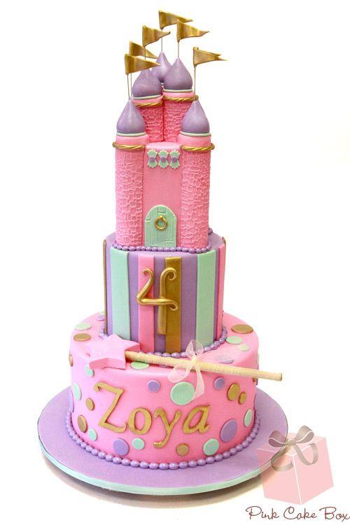 Pink Cake Box Mz Manerz