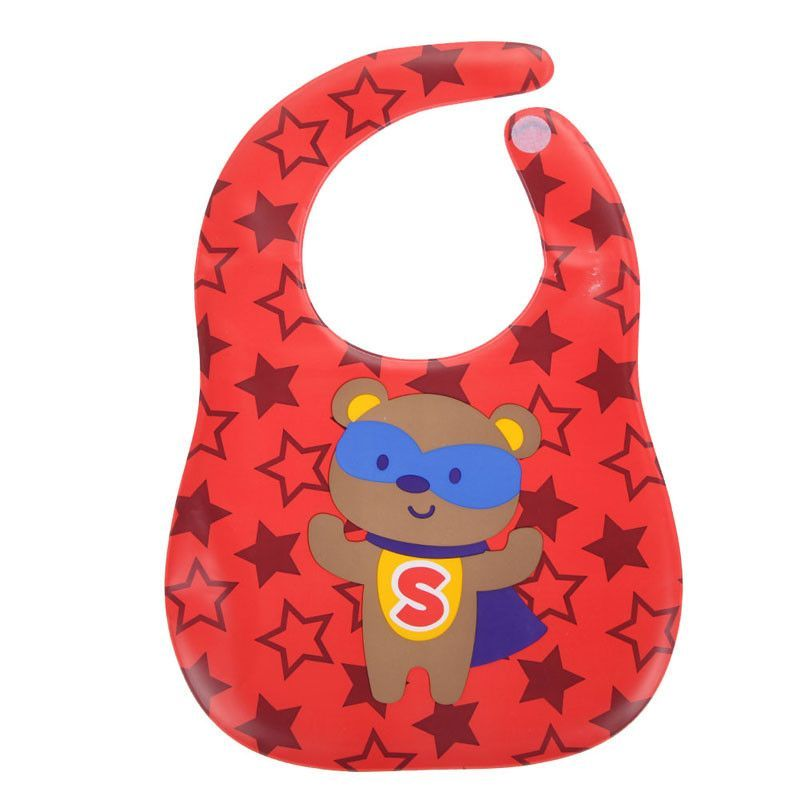 Baby Bibs Waterproof Cartoon Children Bibs Infant Burp Cloths Brand New Clothing Towel Kids Clothing Accessories High Quality