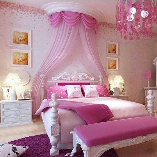 Bedroom for a little princess | My Favs | Pinterest