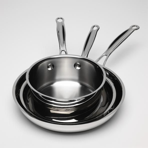 Utensilios de cocina mant n tus ollas y sartenes limpios for Utensilios de cocina nombres e imagenes