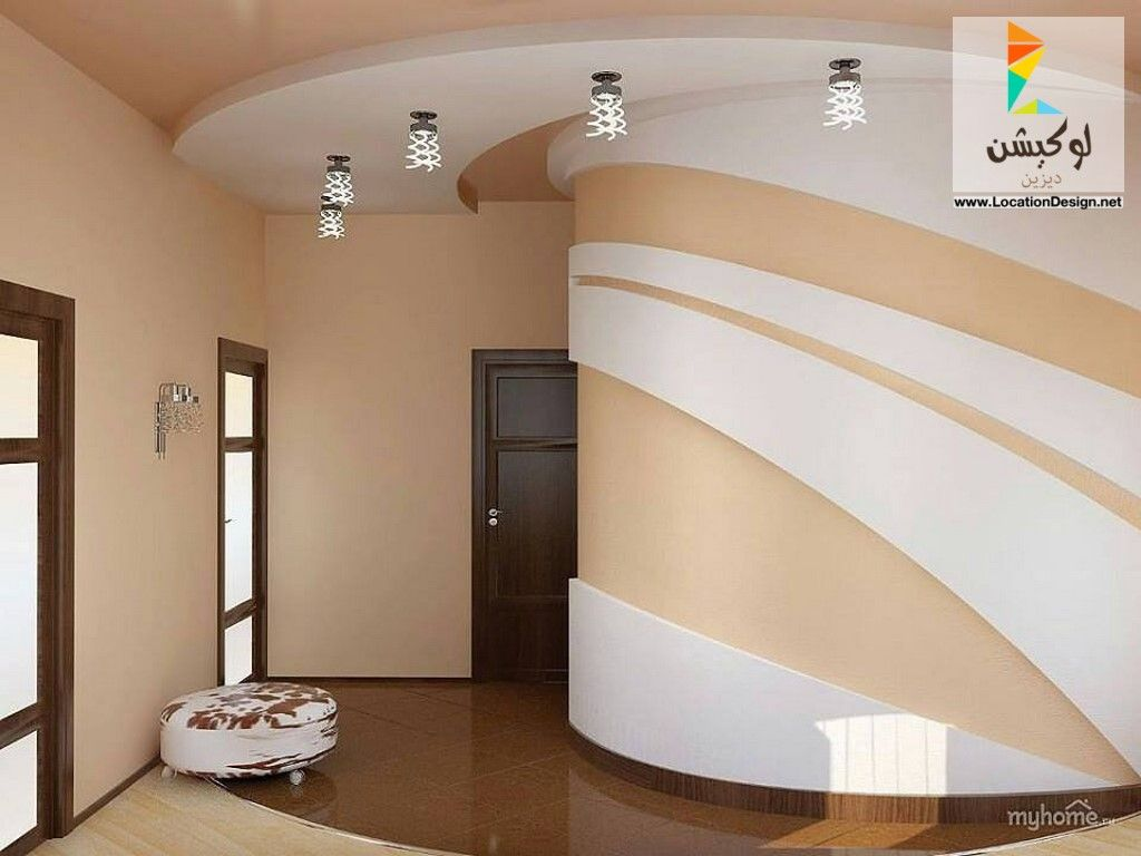 ديكورات جبس فواصل صالات بالجبس 2017 2018 لوكشين ديزين نت Home Decor Lighted Bathroom Mirror Home